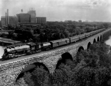 Great Northern Railway in Minneapolis