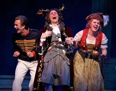 Pirates of Penzance- 2011. Photo by Matt Dilyard.