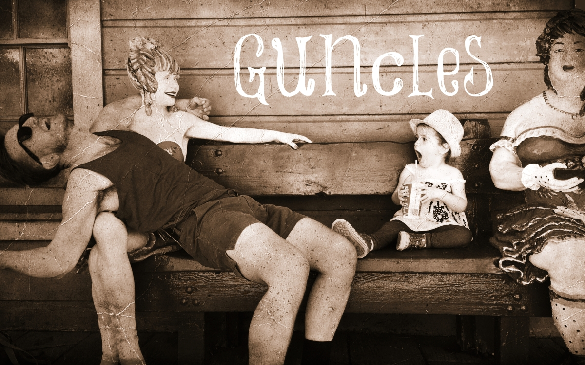 G is for Guncles